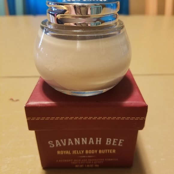 Other - Brand New Savannah Bee Royal Body Butter